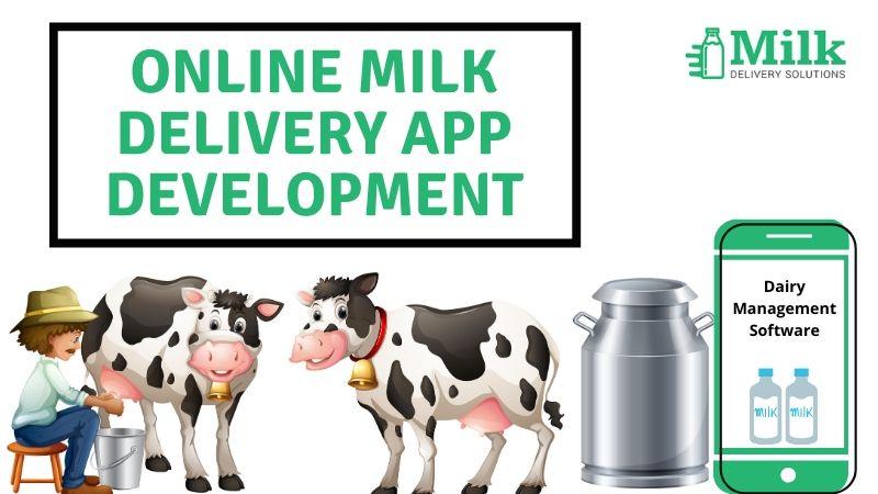Online Milk Delivery App Development – Cost & Features - Milk Delivery Solutions