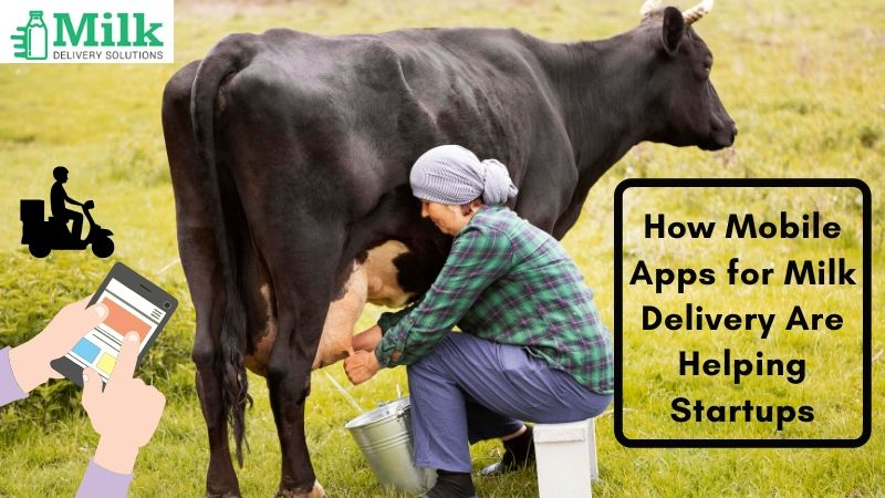 Mobile App for milk delivery - Milk Delivery Solutions